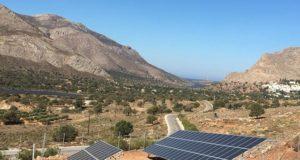 O insulă grecească va fi prima din Mediterană care se va alimenta numai cu energie solară și eoliană