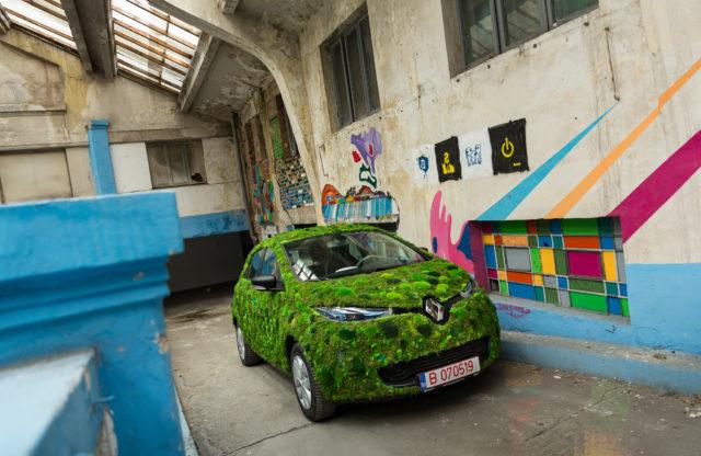 Banca Transilvania și 5 to go se alătură proiectului pilot de mobilitate electrică UberGREEN