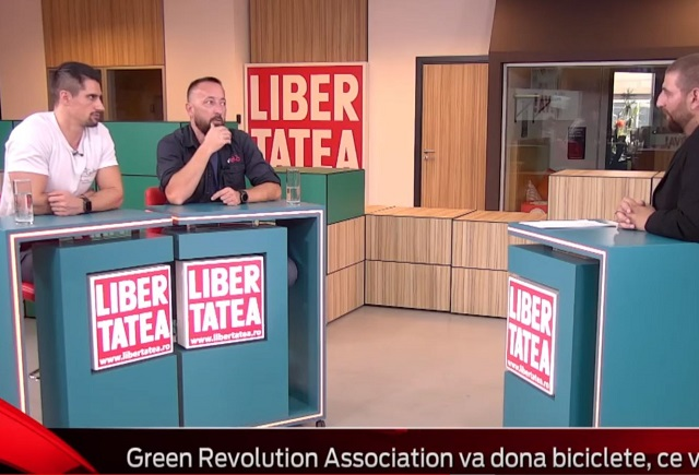 Corneliu Belciug, Green Revolution, despre Urban Race de la Bike Fest: Vezi bicicliști care fac strategii