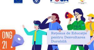 ONG21: Prima coaliție națională a Educației pentru Dezvoltare Durabilă
