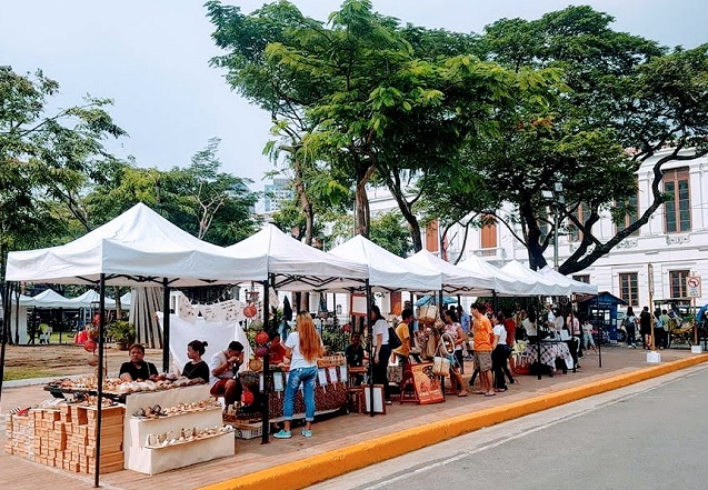 Old Manila Eco Market, primul târg zero waste din Filipine