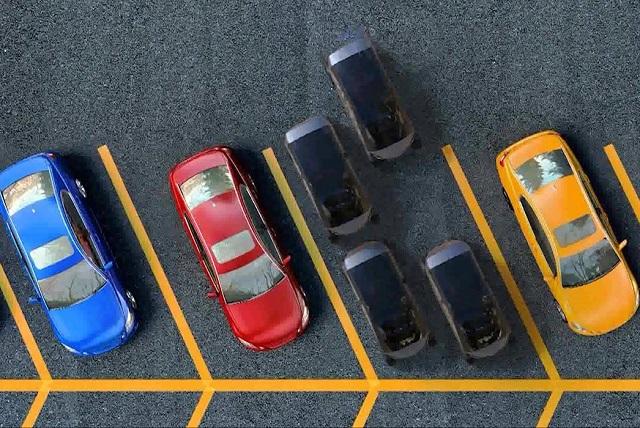 Israel. Mașina electrică ce poate ocupa un loc de parcare cât o motocicletă