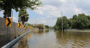 Studiu: urbanizarea crește riscul de inundații de 21 de ori în orașele cu clădiri zgârie-nori