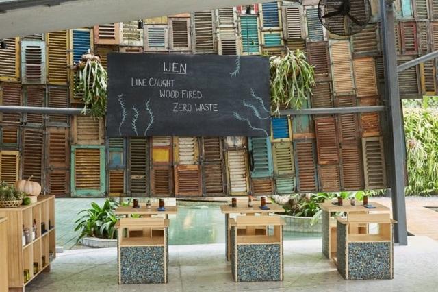 A fost deschis primul restaurant zero waste din Indonezia