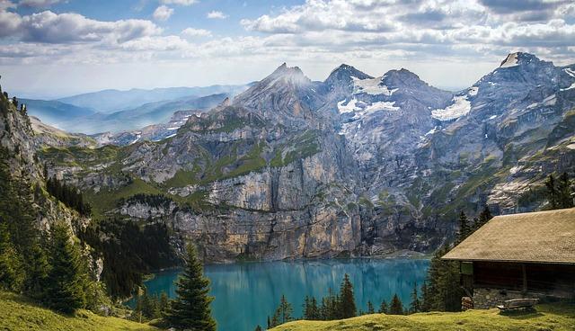 Țările cu cea mai curată apă de la robinet  - Elveția