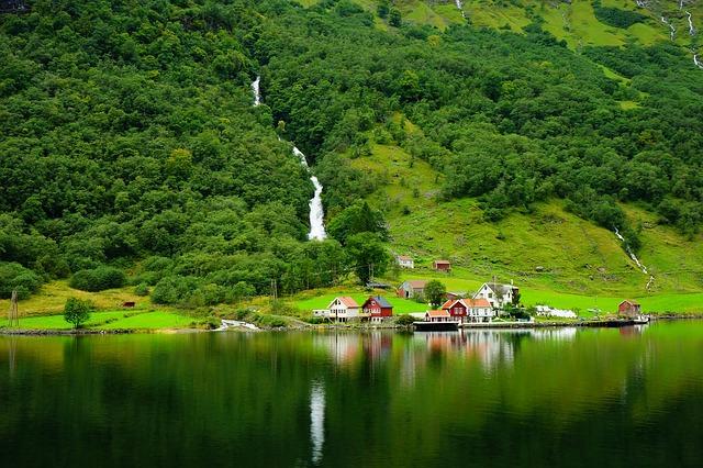 Țările cu cea mai curată apă de la robinet  - Norvegia