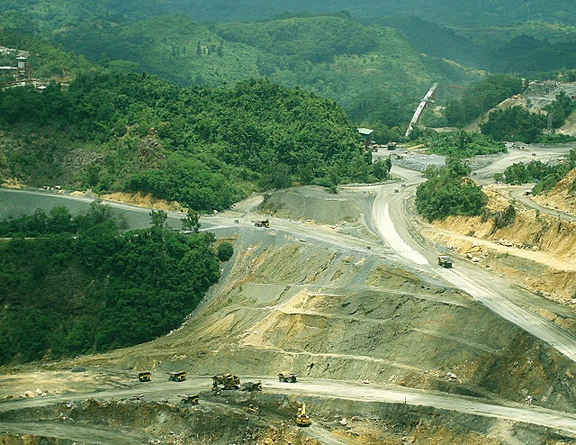 mină Filipine