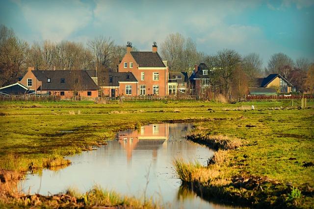 apă fermă Olanda